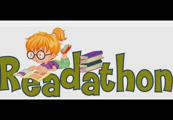 PTA-sponsored Read-a-Thon STARTS MONDAY through October 1st!