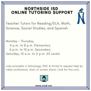 NISD Online Tutoring