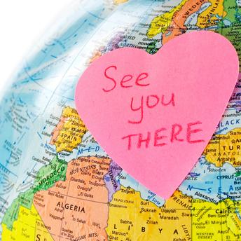 International travel scholarship