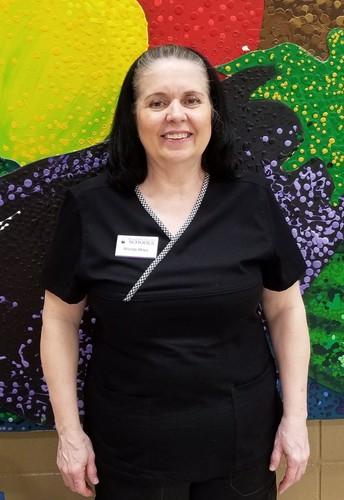 Ms. Wonda Miles - CNP Worker of The Month, Jones Valley Elementary