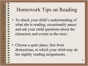 Reading Tip 3