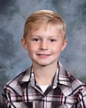 3rd grade:  Jesse VanNess