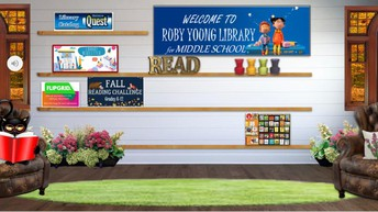 Ruby Young Middle School Library