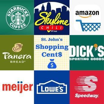 Shopping Cent$ Thurs. Aug 26