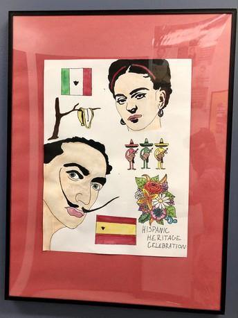 Hispanic Heritage Month at Davidsen