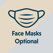 Masks OPTIONAL for the 2021-2022 School Year