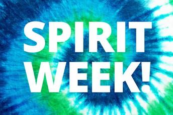 SPIRIT WEEK OCTOBER 4-8