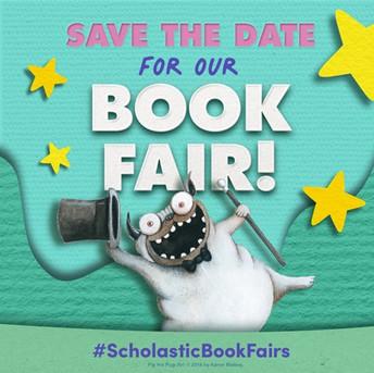 Fall 2021 Book Fair