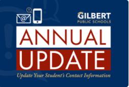 Annual Update Reminder