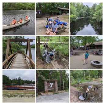 6th Grade Camp Picture Update
