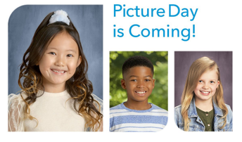 Picture Day is Thursday, Sep. 9th!