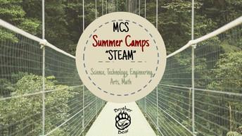 STEAM Summer Camps
