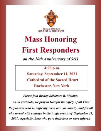 First Responders Mass