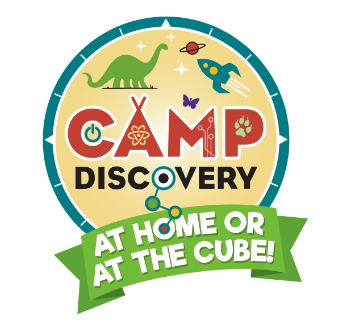Camp Discovery at the Discovery Cube!