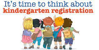 2021-2022 Registration for Kindergarten
