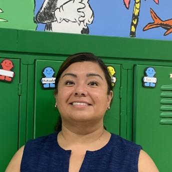 Ms. Vega, Assistant Principal