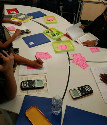Stations in 8th Grade Math