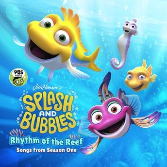 Pre-K-2: Splash and Bubbles