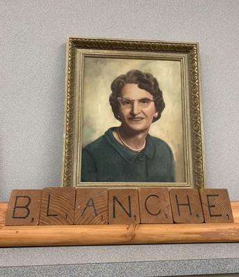 Mrs. Blanche Sprentz