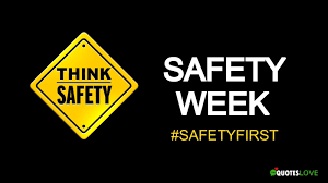 Week of August 30 is Safety Week at Builta