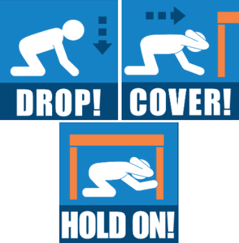 The Great Shakeup: Earthquake Drill, October 22nd