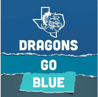 Dragons Go Blue On Oct. 13th