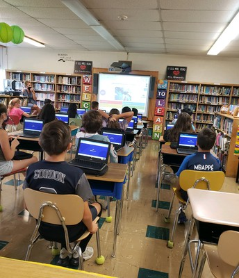 Getting Comfortable with Chromebooks