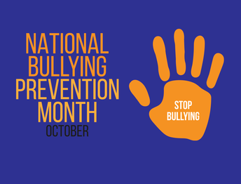 National Bully Prevention Month