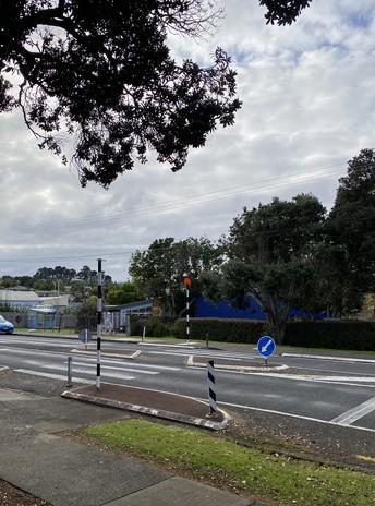ROAD SAFETY ALERT - Road Crossings