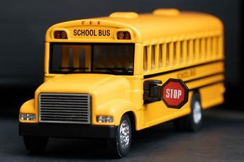 Bus Safety Week.    (October 18-22)