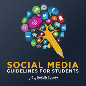 DCSD Social Media Guidelines for Students