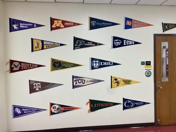 SGP College Display