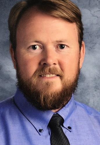 Mr. Kyle Cottrell, Assistant Principal (11th-12th)