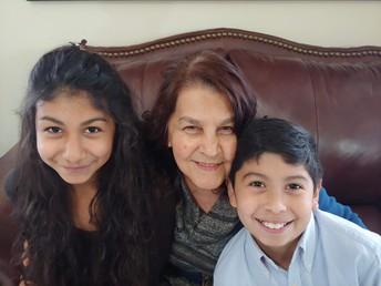Avryl & Josiah's Grandma