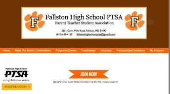 FHS PTSA Website