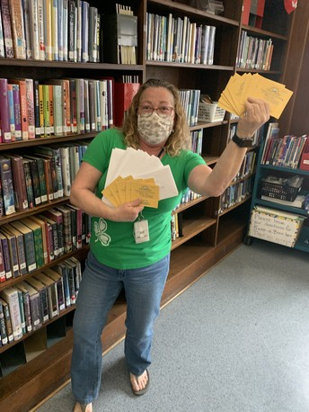 Ms. Abby Library & Information Specialist