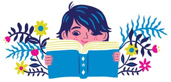 DYK... LIBRARY BOOKS ARE AVAILABLE OVER THE SUMMER?