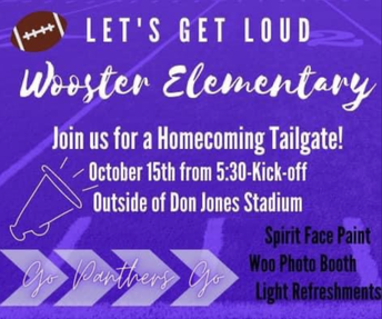 Tailgate with WOO