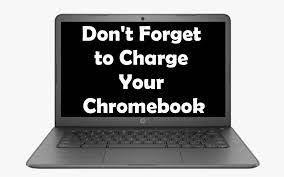 UES Student Chromebooks & Bags