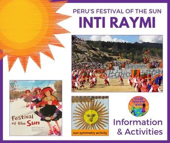 June 24th: Inti Raymi, Peru