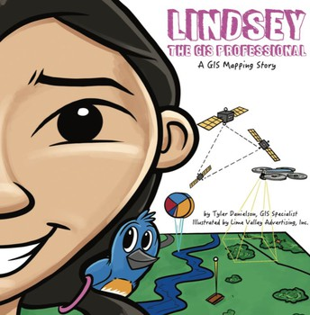 Lindsey the GIS Professional!