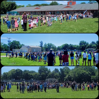 MRS. SOMERS FAREWELL CLAP-OUT