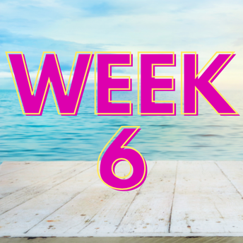 Dive into Week 6 of Summer Reading!