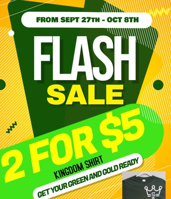Kingdom Shirts-Sale