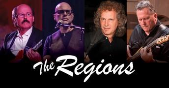 The Regions • Genevieve's • Friday, October 29 • Tickets: $45