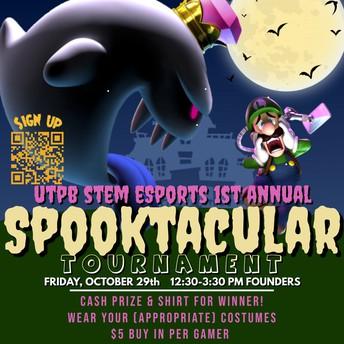 1st Annual eSports Tournament