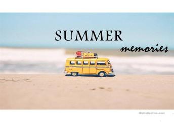 Summer Fun Memories!