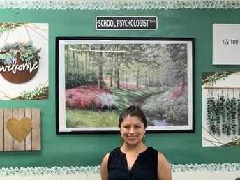 Victoria Galvan - School Psychologist
