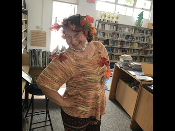 THIS WEEK IN LIBRARY TME WITH MRS. H!