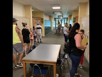 4th Grade Hallway